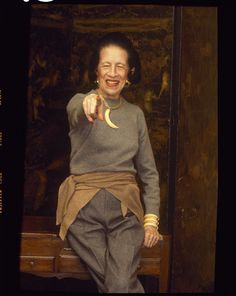 """""""Style - all who have it share one thing: originality"""" - Diana Vreeland"""