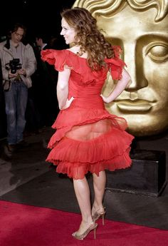 Worst ever BAFTA red carpet outfit disasters: the bad, the ugly and the bum-baring - 3am & Mirror Online