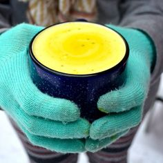 Healthy Recipes: 6 Hot Drinks to Warm You Up This Winter | Shape Magazine