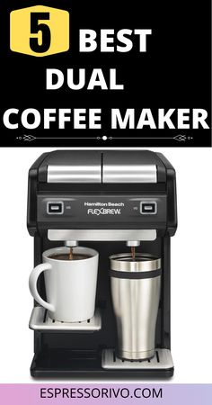 in this article we will discuss all the types of coffee makers and what needs to be chosen on what grounds. Visit our website for more details. #espressorivo #bestdualcoffeemaker Dual Coffee Maker, Best Coffee Maker, Coffee Type, Keurig, Brewing, The Help, Website, Best Drip Coffee Maker
