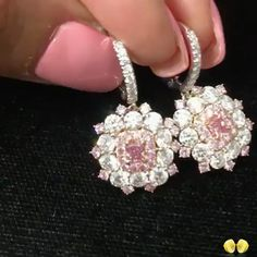 "1,130 Likes, 23 Comments - Novel Collection (@novelcollection) on Instagram: ""Let's think pink! We love our fancy pink diamonds at #NovelCollection . Contact us to discuss loose…"""