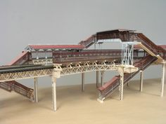 elevated train curved track   ... - Model Railroading, Model Trains, Reviews, Track Plans, and Forums