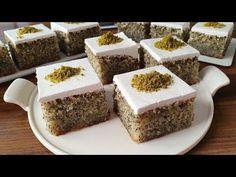 Tam ölçülü haşhaşlı Revani tarifi - Gurme Tarif The Creator, Tiramisu, Desserts, Tailgate Desserts, Dessert, Tiramisu Cake, Deserts, Food Deserts, Postres