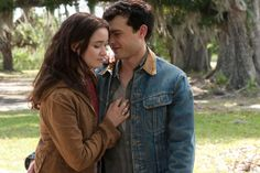 beautiful creatures pictures | Every girl's crazy 'bout a denim jacket man. (Warner Bros. Pictures)