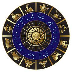 Zodiac Horoscop PNG Clipart Image
