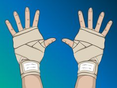 How to Wrap Your Hands for Boxing -- via wikiHow.com