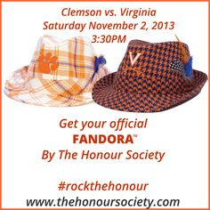 Get your official FANDORA by The Honour Society. $29.99