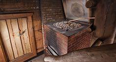 Tähtisavu smoke sauna - Rokua Konserni