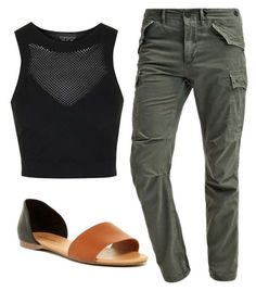 """""""Untitled #213"""" by preppedinpolos on Polyvore featuring Topshop"""