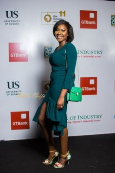 BN Red Carpet Fab: The Future Awards Africa 2016