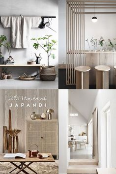 INTERIOR TRENDS   Japandi interior style is a trend for next year