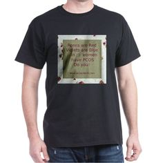 PCOS Coach Black T-Shirt