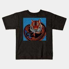 Tiger Tiger, Kids Fashion, Mens Tops, Baby, T Shirt, Collection, Supreme T Shirt, Tee Shirt, Baby Humor