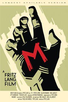 M – Eine Stadt sucht einen Mörder(1931) – Fritz Lang