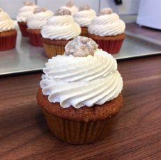 Dýňové cupcakes