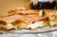 Svaki zalogaj se topi u ustima: Šampita sa šljivama (VIDEO) - stvarukusa Polish Recipes, Polish Food, Baking Recipes, Sandwiches, Cheesecake, Food And Drink, Sweets, Homemade, Meals