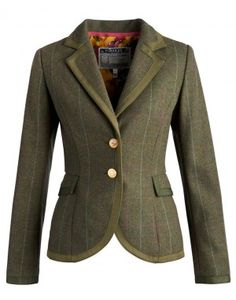 Joules Ladies' Charing Tweed Jacket