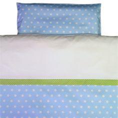 Fantasyroom Babybettwäsche Sternchen blau