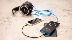 #McIntosh Expands into Portable #HiFi with the #MHA50 Decoding #Amplifier #Gadgets #Audiophile ##Smartphone #DAC A combination headphone amp and DAC, the MHA50 can turn your phone into a proper hi-fi music player