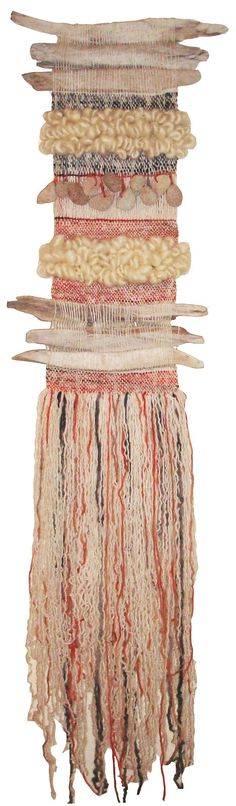 Arte Textil Marianne Werkmeister: LINCARAYEN, la Princesa del Volcán