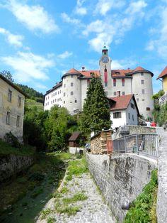 Castello-museo di Idrija_ Slovenia