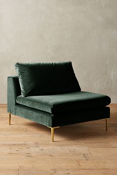 Velvet Edlyn Chair #anthropologie: Magenta or White