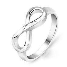24c68e236826 Joyería de estilo coreano Simple bonito anillo dulce Bague Bijoux mujer  amante regalo Pequeño anillo de