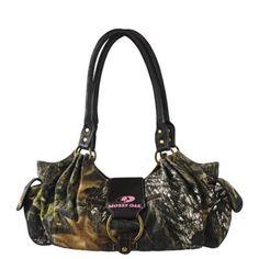 Hobo Handbag For Ladies - Mossy Oak Break-up