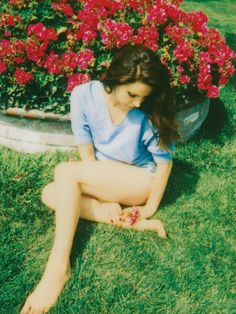 Lana Del Rey... Will you still love me when I'm no longer young and beautiful??