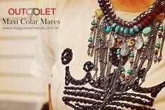 Não tenha medo de inovar.... Você pode gostar!!! Acesse a nossa loja virtual e visite também o OUTLET!! www.lojagracealmeida.com.br