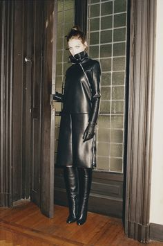 "-- --        ""At First Sight""Tar Magazine, fall/winter 2012Karlina Caune by Tung WalshStylist: Ilaria Norsa"