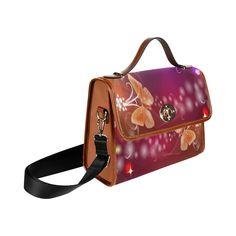 "Sac ""Butterfly"" Butterfly Bags, Sneakers, Canvas, Fashion, Raincoat, Purse, Women, Tennis, Tela"
