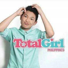 Darren @ #TotalGirlMag