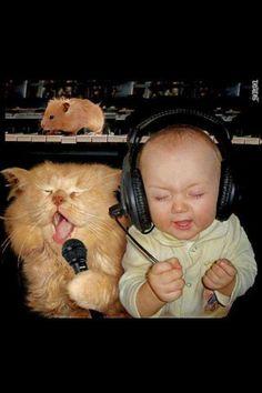 We still rock!!