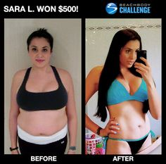 Insanity workout before and after pictures. Find out what kind of Insanity results you can get.