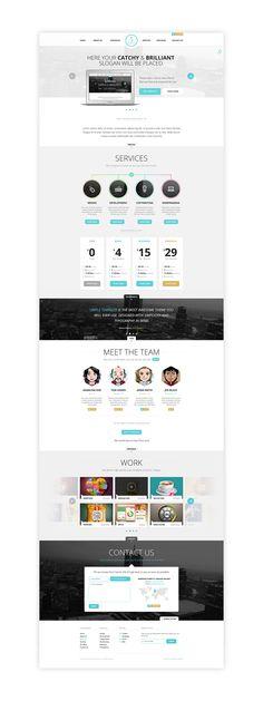 #corporate #website