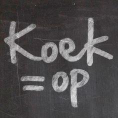 #koekisop