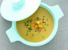 Crema di ceci e mele al curry e pepe rosa - Tutte le ricette dalla A alla Z - Cucina Naturale - Ricette, Menu, Diete