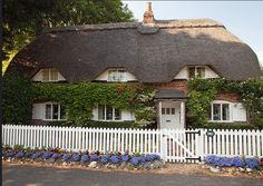 Thatched Cottage ~ Crawley