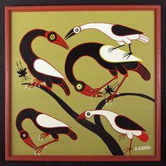 Indigo Arts Gallery | Art from Africa | Tinga Tinga Paintings from Tanzania