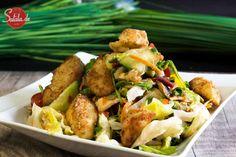 Salala Style Salad oder einfach großer Salat - Low Carb