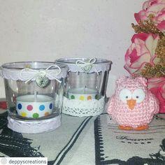 #EzRepost @deppyscreations with @ezrepostapp  Si avvicina la festa della mamma due ragazze hanno scelto per le loro mamme due regali molto carini e pucciosi  #diy #homemade #candles #gufo #uncinetto #uncinettocreazione #amigurumi #portacandela #lilla #love #instagood #instalove #instapic #fattoamanoconamore #fattoamano #faidate #beautiful #madewithlove @fattoamanowithlove @pubblicita_handmade @creatorslane by fattoamanowithlove