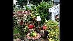Small home garden design events