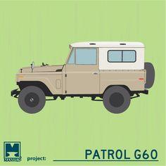 Nissan Patrol G60