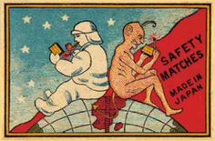 Safety matches – Japan