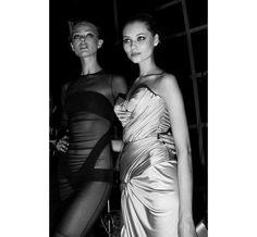 En backstage du défilé Alexandre Vauthier haute couture automne-hiver 2013/2014 à Paris http://www.vogue.fr/mode/inspirations/diaporama/journal-de-la-fashion-week-haute-couture-a-paris-jour-2/14244/image/799898#!25