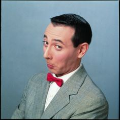 """Pee Wee Herman.  Ok, so """"admire"""" is going to far, but do have a strange unhealthy crush on him."""
