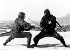 The skills of the Ninja are now known in modern times as Ninjitsu and historically it covered espionage and survival skills. Like the Samurai, Ninjas were born into their profession and trained from childhood, studying survival and scouting skills, as well as information on poisons and explosives.