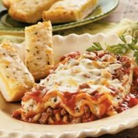 Lasagna Without Cottage Cheese Recipe
