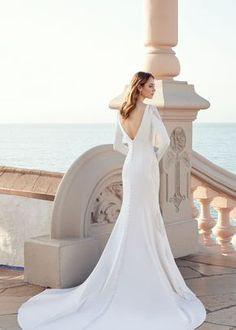 Wedding Dresses, Fashion, Bride Groom Dress, Weddings, Engagement, Templates, Vestidos, Bride Dresses, Moda